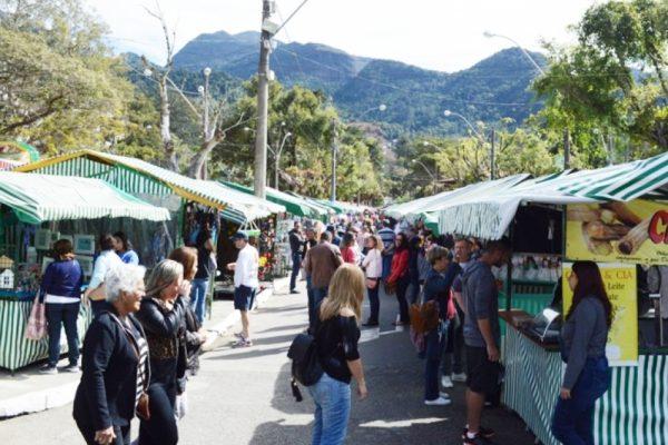 Mercado Popular e Feirinha de Teresópolis voltam a funcionar.
